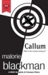Malorie Blackman//Callum
