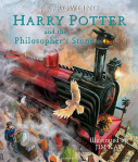 J.K. Rowling//Harry Potter & the Philosopher's Stone illustrated