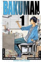 Tsugumi Ohba & Takeshi Obata//Bakuman vol. 1