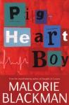 Malorie Blackman//Pig-Heart Boy