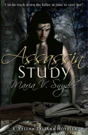 Maria V. Snyder//Assassin Study